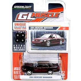 Greenlight Collectibles Mercury Marauder (2004) GL Muscle série 3 R3 13030
