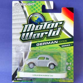 Greenlight Collectibles Motor World série 7 Volkswagen VW 30  R7 96070