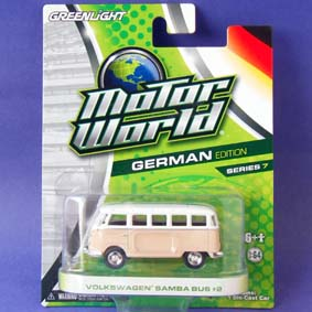 Greenlight Collectibles Motor World series 7 VW Samba bus (Kombi) R7 96070