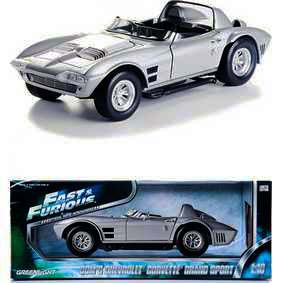 Greenlight Collectibles Velozes e Furiosos 5 Corvette Grand Sp 1964 Vin Diesel