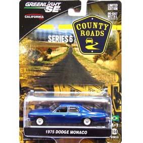 Greenlight County Roads Collectibles 1/64 Dodge Royal Monaco (1977) 1/64 R6 29710