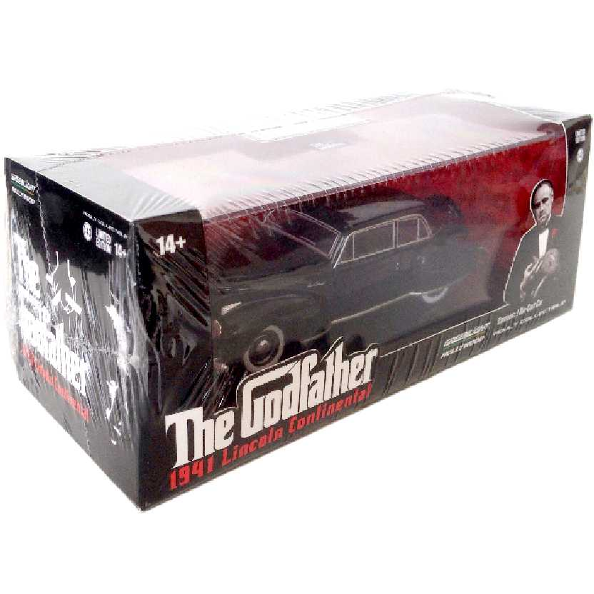 GreenLight escala 1/43 The Godfather (O Poderoso Chefão) 1941 Lincoln Continental
