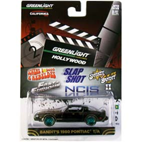 Greenlight Green Machine Agarre-me se Puderes 2 1980 Pontiac Firebird T/A R2 44620