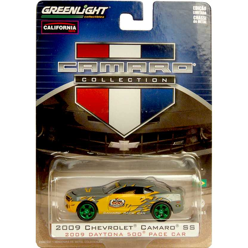 Greenlight Green Machine Camaro Collection - 2009 Camaro SS Daytona 500 R1 29750-X