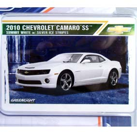 Greenlight Green Machine CARD 1/64 Chevrolet Camaro SS (2010) R2 13020 RARIDADE