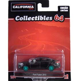 Greenlight Green Machine Ford Fusion (2013) California Toys Collectibles 1/64