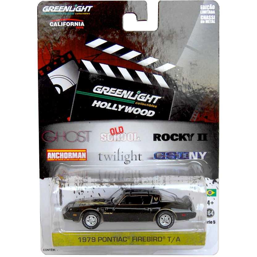 Greenlight Hollywood - Rocky II - 1979 Pontiac Firebird Trans Am R5 44650-X escala 1/64