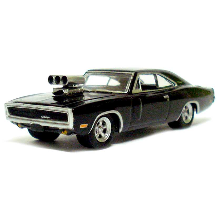 Greenlight Hollywood série 3 44630 Doms Dodge Charger Fast And Furious escala 1/64