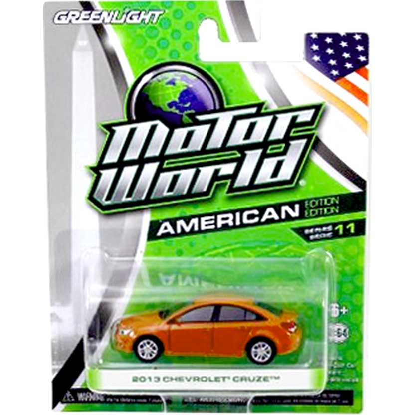 Greenlight Motor World series 11 2013 Chevrolet Cruze 96110