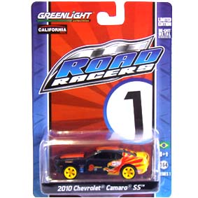 Greenlight Road Racers series 1 Chevrolet Camaro SS (2010) 27600 escala 1/64