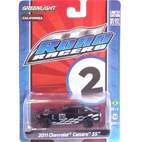 Greenlight Road Racers series 2 Chevrolet Camaro SS (2011) 27680 escala 1/64