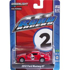 Greenlight Road Racers series 2 Ford Mustang GT (2012) 27680 escala 1/64
