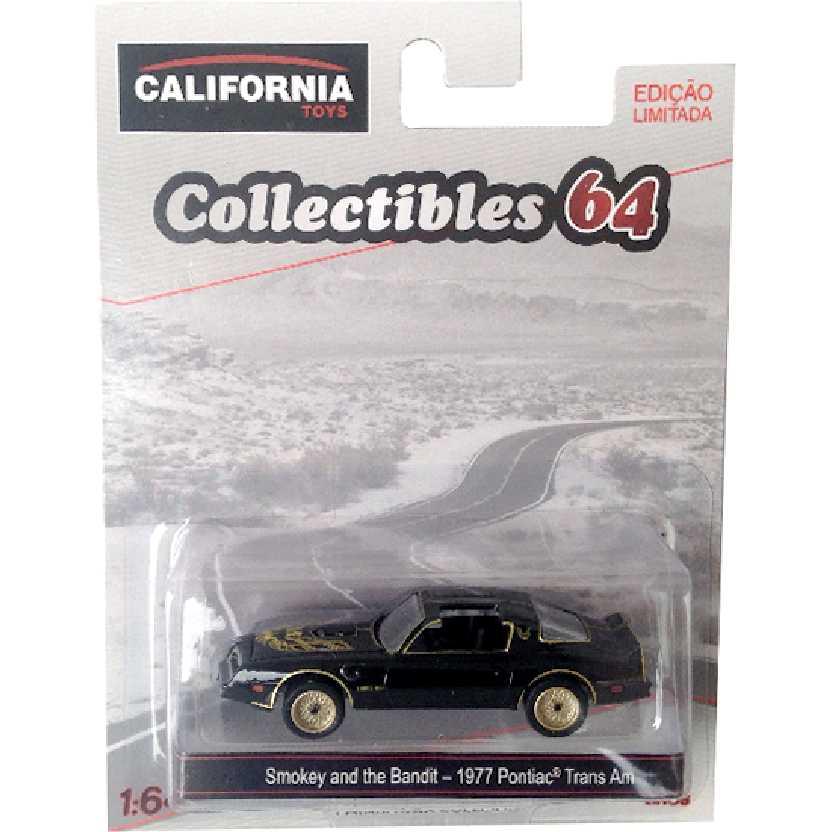 Greenlight Smokey and the Bandit 1977 Pontiac Trans Am escala 1/64