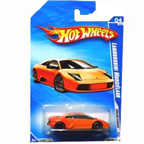 Guia Hot Wheels 2009 Lamborghini Murciélago P2470 series 04/10 150/166