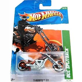 Guia Hot Wheels 2011 T-Hunt$ 11 Occ Splitback (Super Treasure Hunts) T9749 14/15 64/244