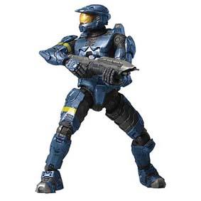 Halo 3 Blue Spartan Mark VI