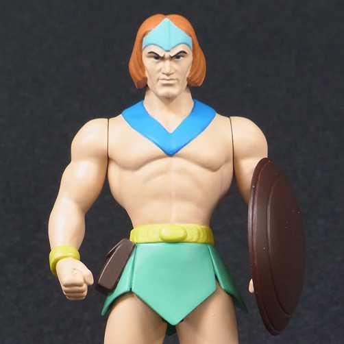 Hanna-Barbera Os Herculoides - Zandor ( The Herculoids ) X Plus Action Figure