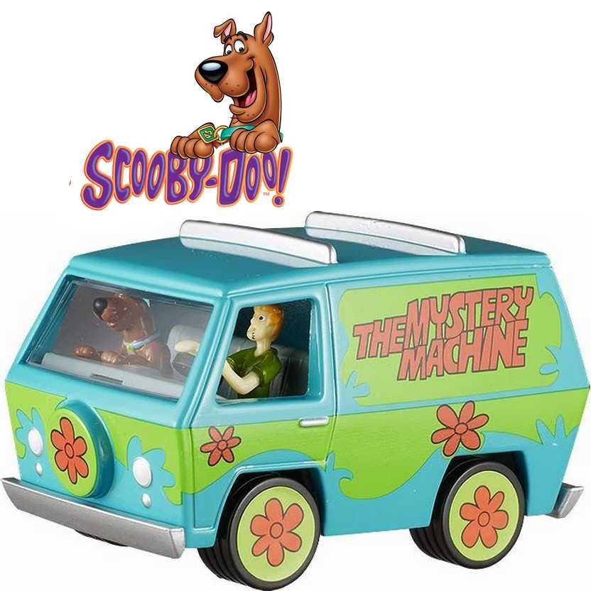 Hanna-Barbera Scooby Doo! The Mystery Machine Hot Wheels Elite One escala 1/50 BCJ81