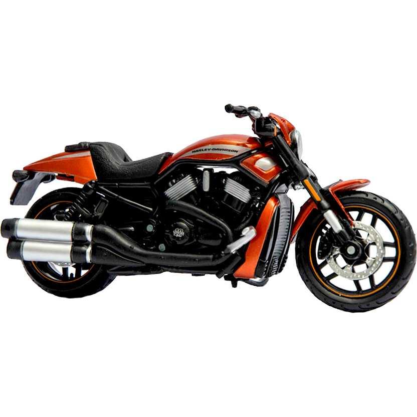 Harley Davidson 2012 VRSCDX Night Rod Special marca Maisto  S-33 escala 1/18