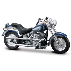 Harley Davidson Fat Boy S-26 (1998)
