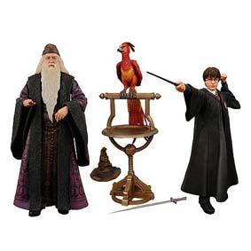 Harry Potter, Fenix e Dumbledore Year 2