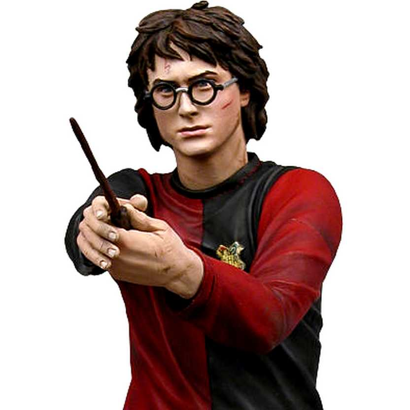 Harry Potter with Wand & Base (series 1) Goblet of Fire Neca Action Figure