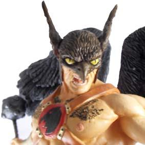 Hawkman - Gavião Negro ( JLA Liga da Justiça )
