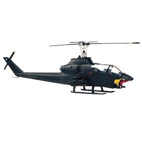 Helicóptero Huey Cobra USMC Vietnam