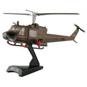 Helicóptero Huey Gunship HO