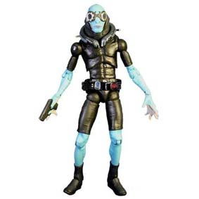 Hellboy 2 - The Golden Army: Abe Sapien