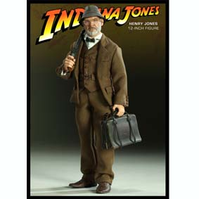 Henry Jones - Sean Connery (aberto) sem caixa