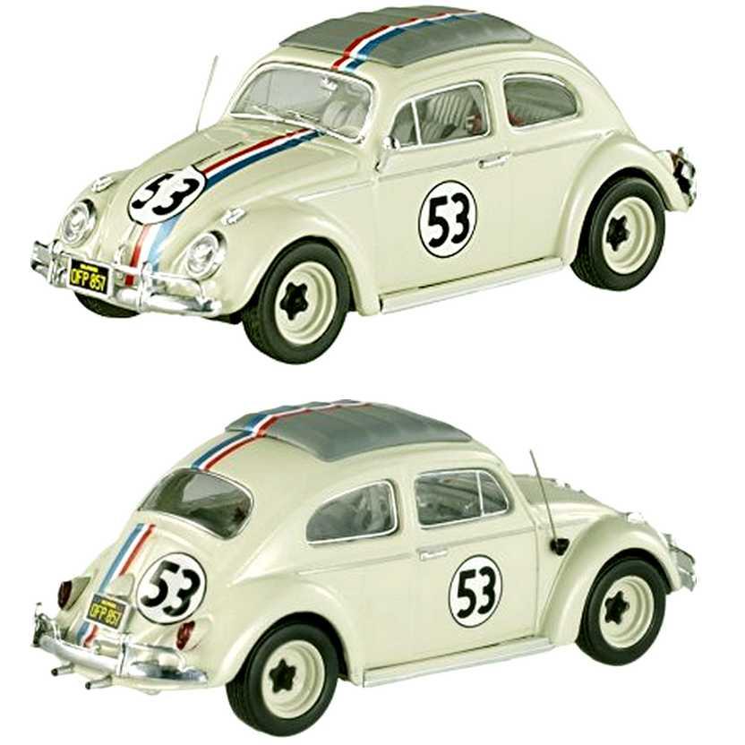 Herbie - Se o Meu Fusca Falasse - VW Fusca - The Love Bug BCK07 - Hot Wheels Elite escala 1/43