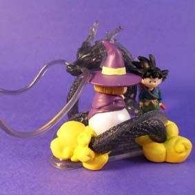 HG Imagination Gashapon Bandai P11 Goku Uranai Baba