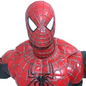 Homem Aranha 2 The Amazing Spider-Man 2 Toy Biz ( 67 pontos de articualções ) aberto