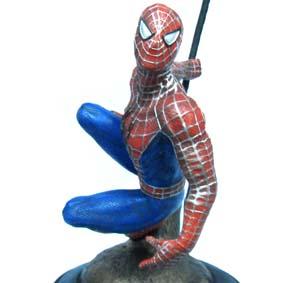 Homem Aranha 3 no poste