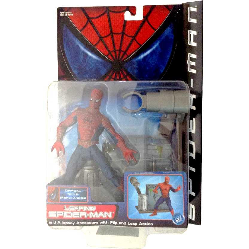 Homem Aranha Leaping Spider-man série 2 Toybiz action figures