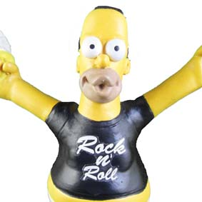 Homer Simpsons Rock N Roll