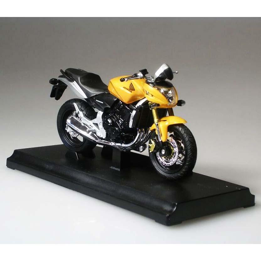 Honda CB 600 Hornet miniatura Welly escala 1/18