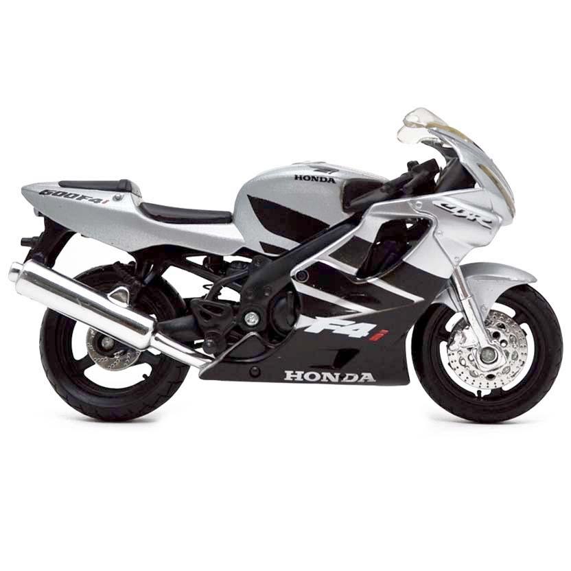 Honda CBR 600 F4 I moto Maisto escala 1/18