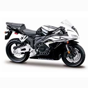 Honda CBR1000RR moto Maisto escala 1/18