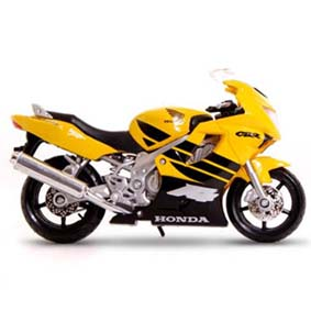 Honda CBR600 F4 moto Maisto escala 1/18