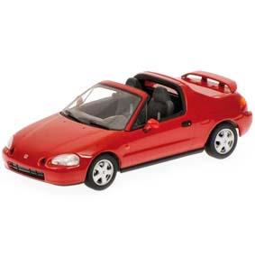 Honda Civic 1.6 CR-X Del Sol VTI 16V Targa (1993) Minichamps escala 1/43