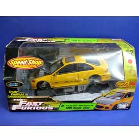 Honda Civic (1995) Velozes e Furiosos