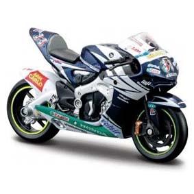 Honda Gresini RC212V Marco Melandri (2007) moto Maisto escala 1/18