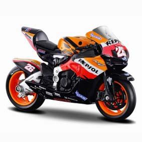 Honda RC212V - Dani Pedrosa No26 Moto GP (2007) Moto da Maisto escala 1/18 Repsol