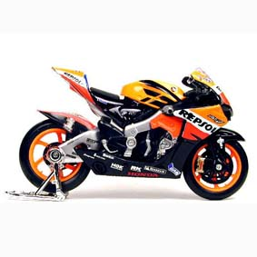 Honda RC212V - Nicky Hayden MotoGP (2007) Moto da Maisto escala 1/18 Repsol