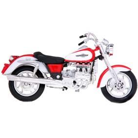 Honda Valkyrie F6 moto Maisto escala 1/18