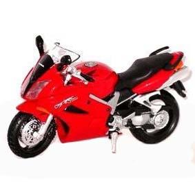 Honda VFR moto Maisto escala 1/18