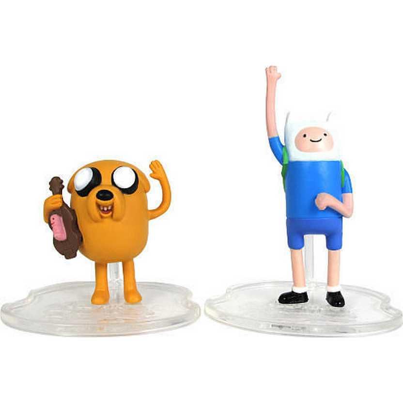 Hora de Aventura ( Finn e Jake ) Adventure Time - Jazwares Action Figures