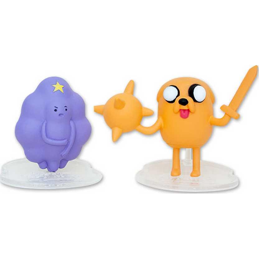Hora de Aventura ( Lumpy e Jake ) Adventure Time - Jazwares Action Figures